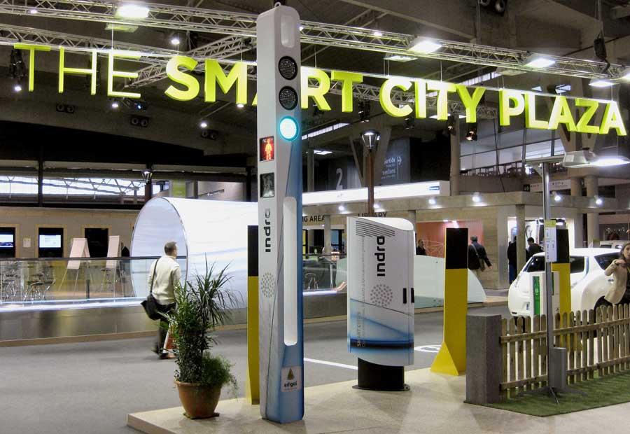 La Serie Cubic Y La Serie IO En La Smart City Expo World Congress De Barcelona