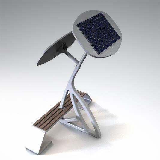 Banco Seta Solar