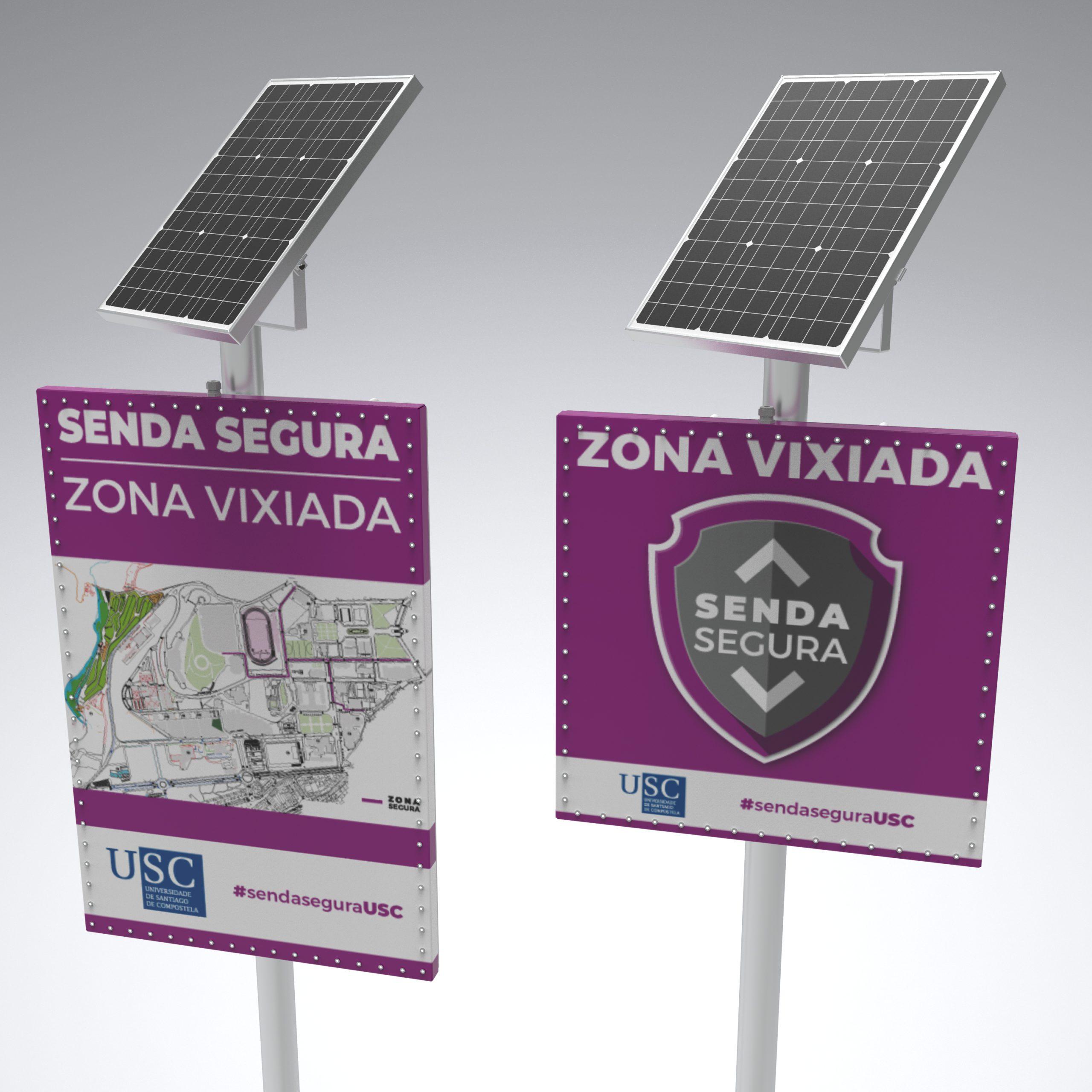 Señal Solar Arga